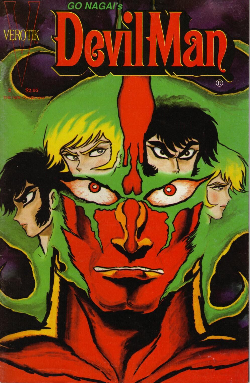 Devilman Vol 1 2