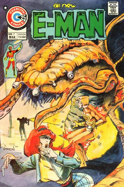 E-Man Vol 1 7