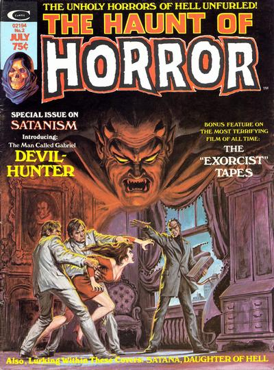 Haunt of Horror Vol 1 2