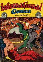 International Comics Vol 1 1