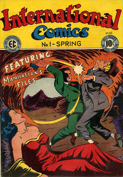 International Comics Vol 1 1