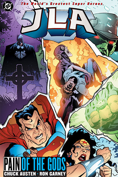 JLA: Pain of the Gods