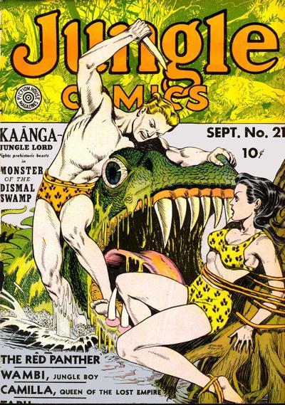 Jungle Comics Vol 1 21