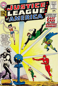 Justice League of America Vol 1 12