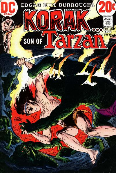 Korak Son of Tarzan Vol 1 51