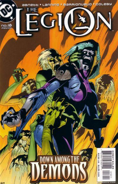 Legion Vol 1 18