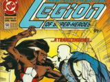 Legion of Super-Heroes Vol 4 50