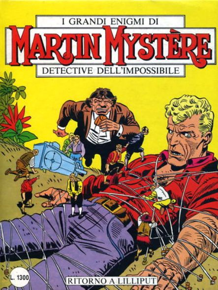 Martin Mystère Vol 1 54