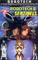Robotech II The Sentinels Book III 10