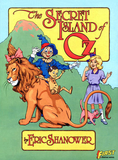 Secret Island of Oz Vol 1