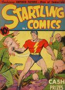 Startling Comics Vol 1 4