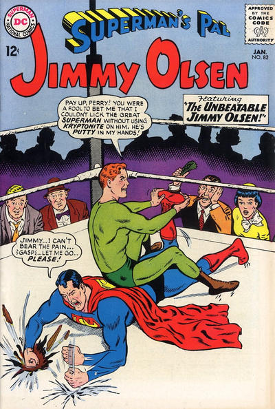 Superman's Pal, Jimmy Olsen Vol 1 82