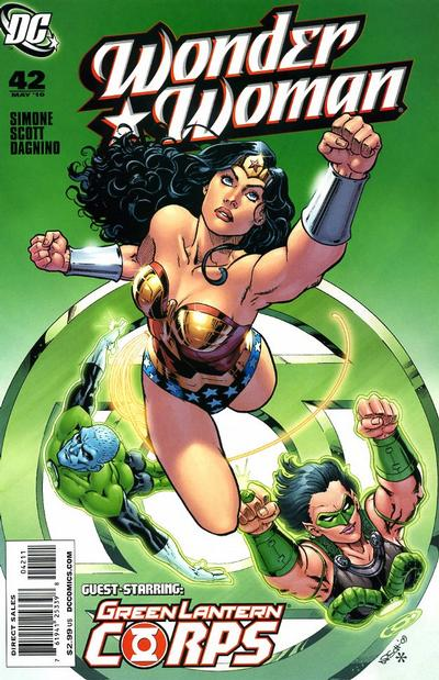 Wonder Woman Vol 3 42