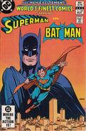 World's Finest Comics Vol 1 289