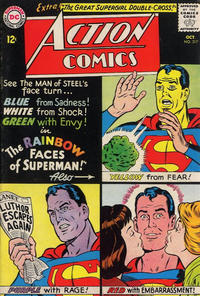 Action Comics Vol 1 317