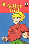 Action Girl Comics Vol 1 8
