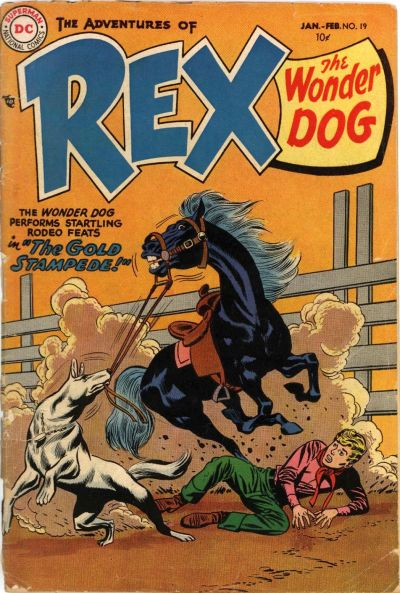 Adventures of Rex the Wonder Dog Vol 1 19