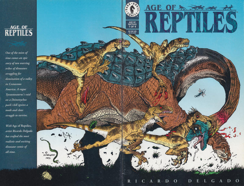Age of Reptiles Vol 1 1