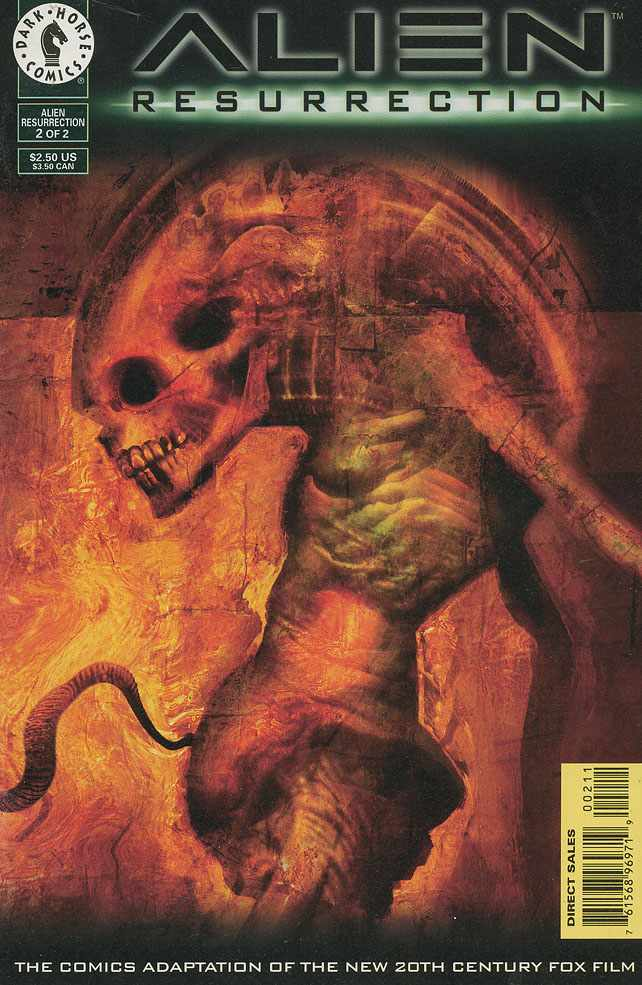 Alien: Resurrection Vol 1 2