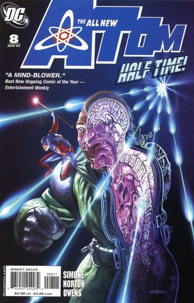 All-New Atom Vol 1 8
