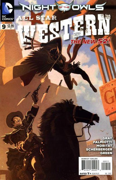 All-Star Western Vol 3 9
