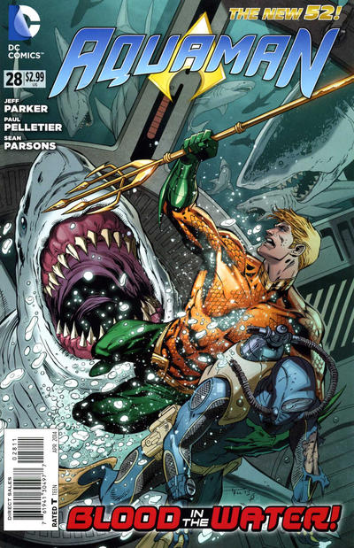 Aquaman Vol 7 28