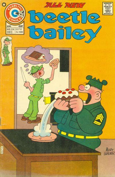 Beetle Bailey Vol 1 108