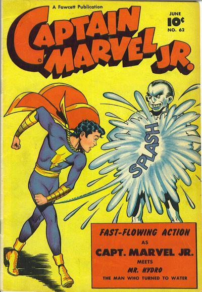 Captain Marvel, Jr. Vol 1 62