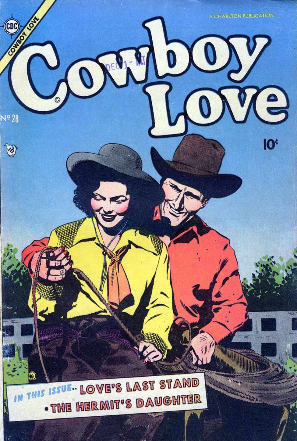 Cowboy Love Vol 1 28