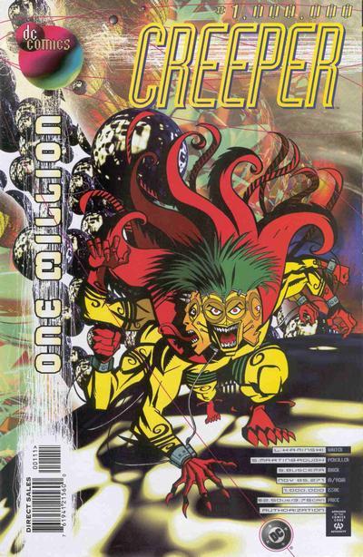 Creeper Vol 1 1000000