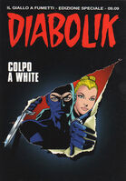 Diabolik Colpo a White Vol 1 1