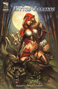 Grimm Fairy Tales Myths & Legends Vol 1 1
