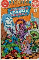 Justice League of America Annual Vol 1 1