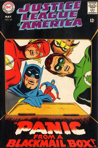 Justice League of America Vol 1 62