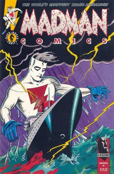 Madman Comics Vol 1 4