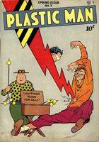 Plastic Man Vol 1 7
