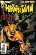 Savage Hawkman Vol 1 4
