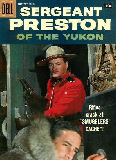 Sergeant Preston of the Yukon Vol 1 26