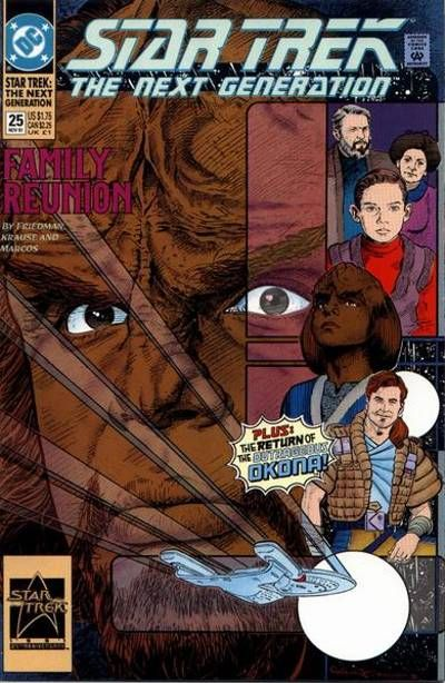 Star Trek: The Next Generation Vol 2 25