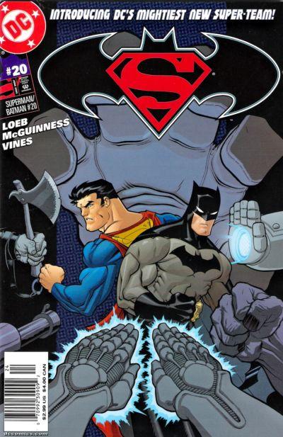 Superman/Batman Vol 1 20