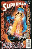 Superman Versus Darkseid Vol 1 1