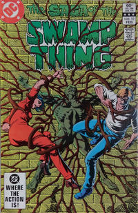 Swamp Thing Vol 2 10