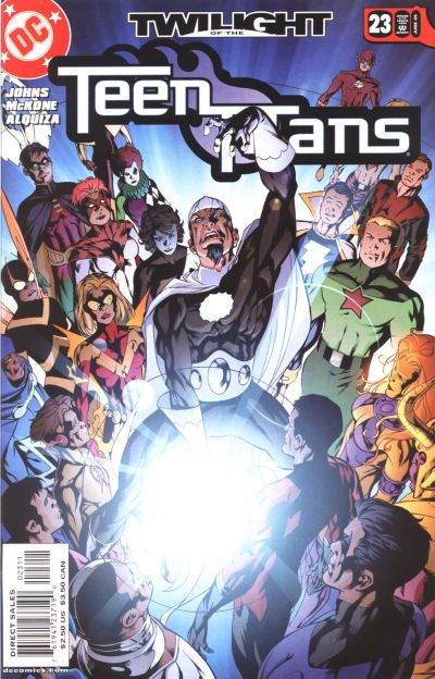 Teen Titans Vol 3 23