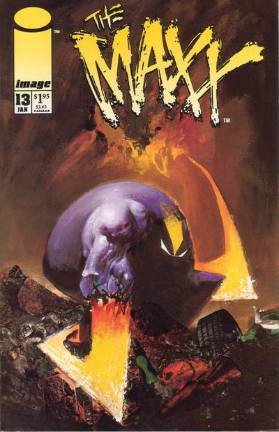 The Maxx Vol 1 13