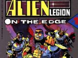 Alien Legion: On the Edge Vol 1 1