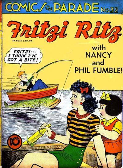 Comics on Parade Vol 1 32