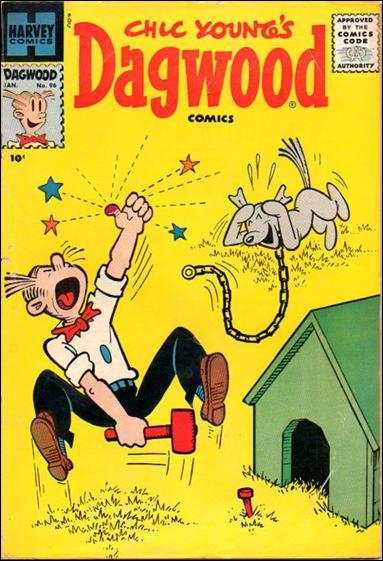 Dagwood Comics Vol 1 96