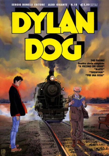 Dylan Dog Albo Gigante Vol 1 18