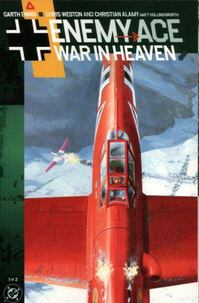 Enemy Ace: War in Heaven Vol 1 1