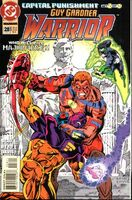 Guy Gardner Warrior Vol 1 28